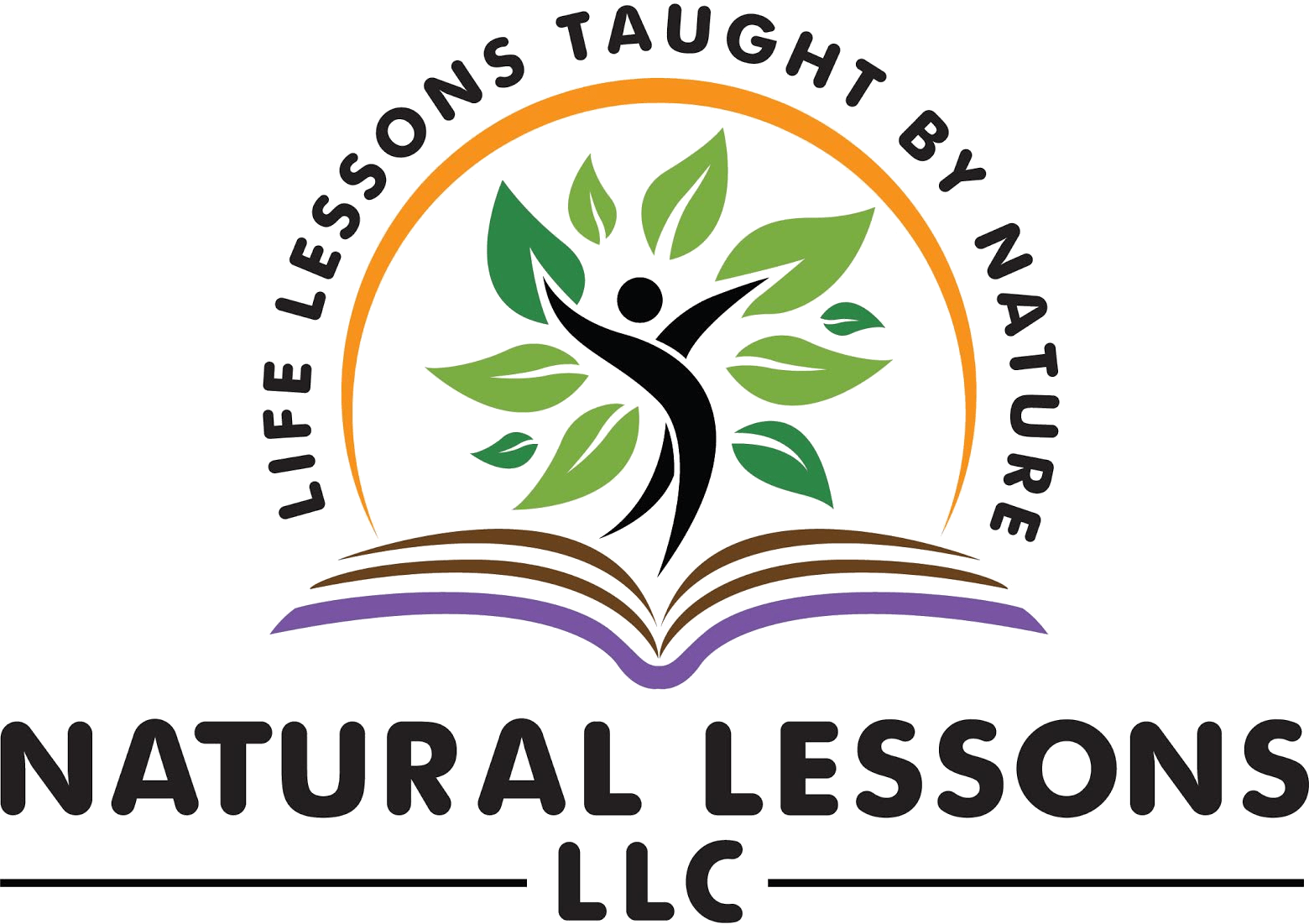 Life Lessons taught By Nature Logo